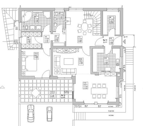 Gesamt Wofl, inkl. Einliegerwo. 283,18 m2